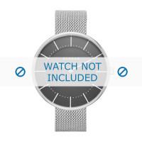 Skagen Uhrenarmband SKW2561 Metall Silber 16mm