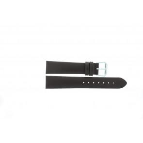 Uhrenarmband Condor 241R.02 Leder Braun 8mm