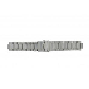 Uhrenarmband Q&Q QQ13ST-ZI-ST Stahl 13mm