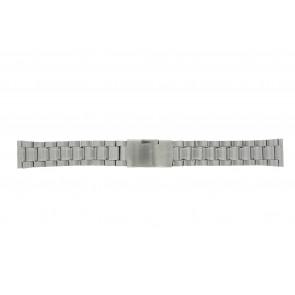 Uhrenarmband Universal ST20Z Stahl 20mm