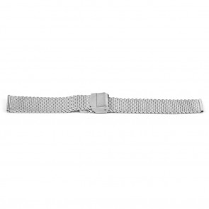 Uhrenarmband Universal YH43 Milanese Stahl 22mm