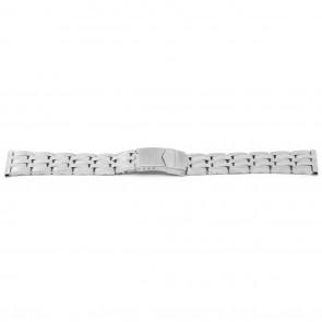 Uhrenarmband YJ41 Metall Silber 26mm